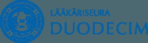 Duodecimin logo Savuton Suomi 2030 -verkoston sivuilla