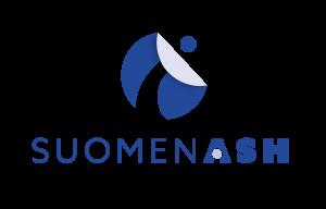 Suomen ASH:n logo Savuton Suomi 2030 -verkoston sivuilla